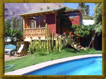 Salon Jardin Secreto Zona Rio